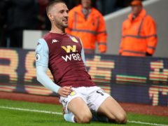 Aston Villa midfielder Conor Hourihane has dropped into the Championship by joining Swansea (Nick Potts/PA)