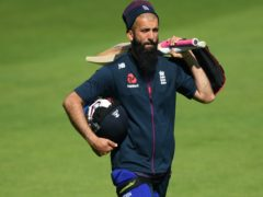 Moeen Ali has tested positive for Covid-19 on tour in Sri Lanka (Stu Forster/Pool).