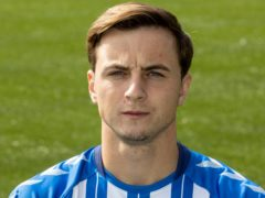 Eamonn Brophy has joined St Mirren (Jeff Holmes/PA)