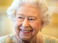 The Queen sent a private message to US president Joe Biden before he was sworn into office, Buckingham Palace has said (Victoria Jones/PA)