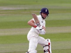 Joe Root carried England's hopes on day three in Galle (Lee Smith/Pool)