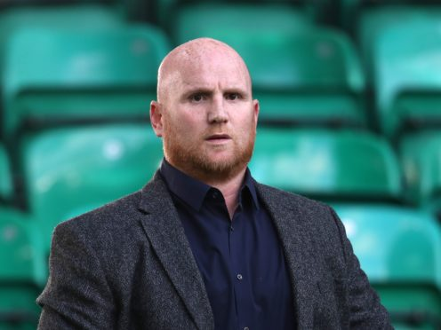 Former Celtic player John Hartson believes change is needed at Parkhead (Andrew Milligan/PA)