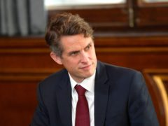 Gavin Williamson said the Government has 'no intention' of closing nurseries (Toby Melville/PA)