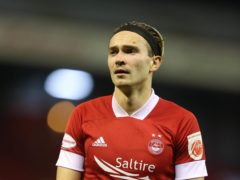 Aberdeen's Ryan Hedges is confident ahead of Rangers visit (Jeff Holmes/PA)