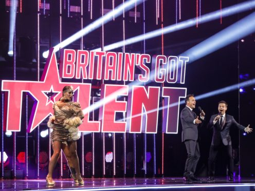 Britian's Got Talent (Tom Dymond/Syco/Thames/PA)