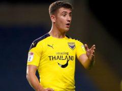 Cameron Brannagan is set for a first league start since October (John Walton/PA)