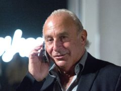 Retail tycoon Sir Philip Green (Isabel Infantes/A)