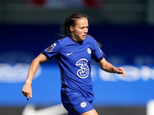 Fran Kirby was Chelsea's matchwinner (John Walton/PA)