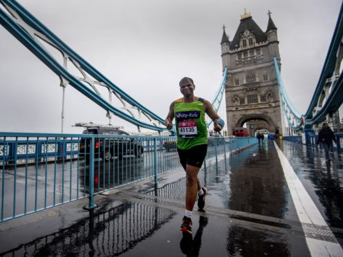 The 2020 London Marathon went virtual (Victoria Jones/PA)