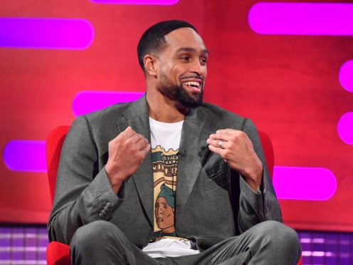 Ashley Banjo (Matt Crossick/PA)