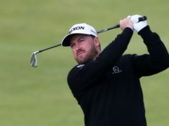 Graeme McDowell (pictured) and Lee Westwood have backed a petition calling for golf courses to reopen (Niall Carson/PA)