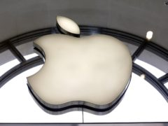 Undated file photo of the Apple logo (Edmond Terakopian/PA)