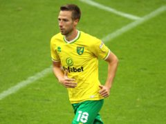 Norwich midfielder Marco Stiepermann has been sidelined by an ear problem (Nigel French/PA)