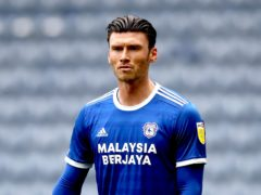 Cardiff striker Kieffer Moore could return against Championship leaders Norwich after injury (Martin Rickett/PA)