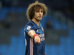 David Luiz believes Arsenal are starting to show maturity to win games. (Martin RIckett/PA)