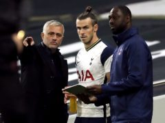 Jose Mourinho will not promise Gareth Bale minutes (Matt Dunham/PA)