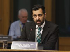 Humza Yousaf set out proposed changes to parole rules (Andrew Cowan/PA)