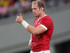 Alun Wyn Jones is winning his battle to be fit to face Ireland when Wales start their Six Nations campaign (David Davies/PA Images).