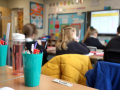 The Prime Minister said he hopes it will be safe to begin the reopening of England's schools from March 8