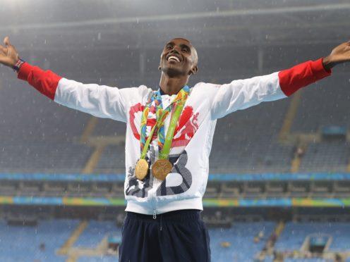 Sir Mo Farah believes the rescheduled Tokyo Olympics will go ahead (Martin Rickett/PA)