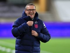 England Under-21 boss Aidy Boothroyd first takes his side to Euro 2021 (Mike Egerton/PA)