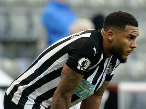 Newcastle skipper Jamaal Lascelles is still dealing with the after-effects of coronavirus (Owen Humphreys/PA)