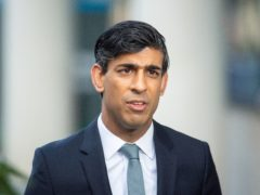 Labour is targeting Chancellor Rishi Sunak over his handling of the economy during the pandemic (Dominic Lipinski/PA)