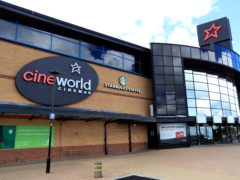 Cineworld shareholders have approved a new bonus scheme for bosses. (Mike Egerton/PA)