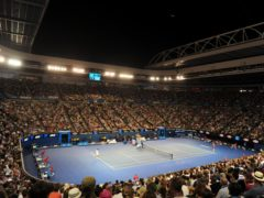 The Australian Open is due to get under way on February 8 (PA Wire)