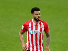 Sunderland's Jordan Willis is a major doubt for the League One clash with Shrewsbury (Richard Sellers/PA)