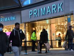 Primark owner Associated British Foods has warned over a hit from lost retail sales of more than £1 billion if coronavirus lockdowns force its stores to stay closed until the end of February (PA)