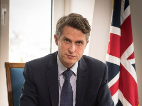 Education Secretary Gavin Williamson (PA)