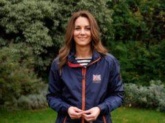 The Duchess of Cambridge has spoken with nurses via video link (Kensington Palace/PA)