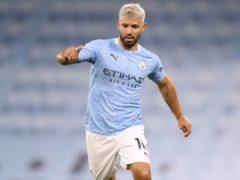 Sergio Aguero is set to start for Manchester City against Birmingham (Martin Rickett/PA)