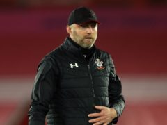 Southampton manager Ralph Hasenhuttl believes his squad must be ready for anything in a season which is far from normal (Naomi Baker/PA)