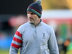 Paul Gustard has stepped down as Harlequins boss, Adam Davy/PA