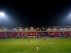 Doncaster held on to beat Rochdale (Zac Goodwin/PA)