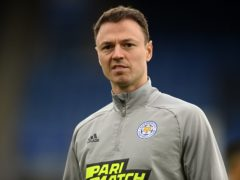 Jonny Evans extended his stay with Leicester on Thursday and now has a contract until the summer of 2023 (Michael Regan/PA)