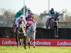 Ladbrokes owner Entain has been the target of a takeover bid by US firm MGM Resorts (Alan Crowhurst/PA)