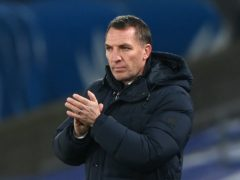 Brendan Rodgers led Leicester to a fifth-place finish in the disrupted 2019-20 campaign (Facundo Azzizabalaga/PA)