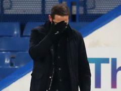Frank Lampard looks set to leave Chelsea (Catherine Ivill/PA)