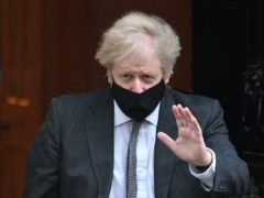 Prime Minister Boris Johnson says the UK has 'taken back control of our money, our laws and our waters' (Dominic Lipinski/PA)