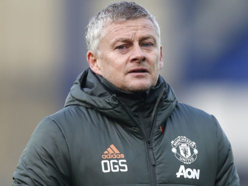 Ole Gunnar Solskjaer is seeing the bigger picture (Clive Brunskill/PA)