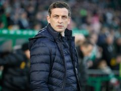 Jack Ross expects Hibernian to keep their squad intact (Steve Welsh/PA)