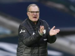 Marcelo Bielsa's Leeds are aiming to avoid a fourth-straight defeat in all competitions (Ian Walton/PA)