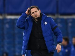 Frank Lampard has left Chelsea (Andy Rain/PA)