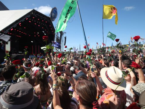 Glastonbury organisers took the decision this week to cancel this year's festival (Yui Mok/PA)