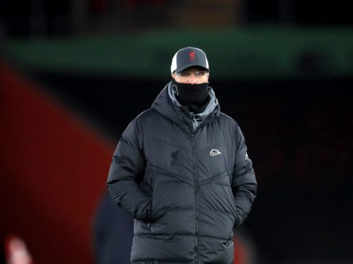 Liverpool manager Jurgen Klopp inists he is no master of mind games (Adam Davy/PA)