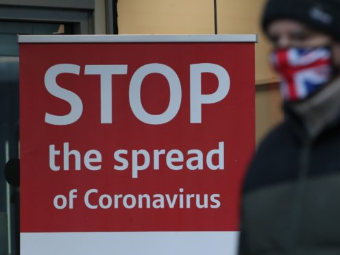 Covid-19 immunity may last for five months, but people could still spread the virus, a study has found (Andrew Milligan/PA)