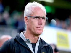 Former Republic of Ireland manager Mick McCarthy has parted company with APOEL after just two months (Niall Carson/PA)